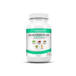 Glucomin Plus, 1 envase para 1 mes