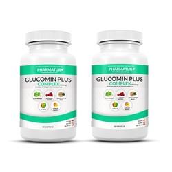 Glucomin Plus Lot de 2 flacons