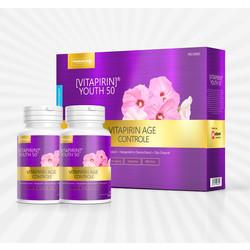 Vitapirin Youth50 PRO - Formule multivitaminée anti-âge 1 mois