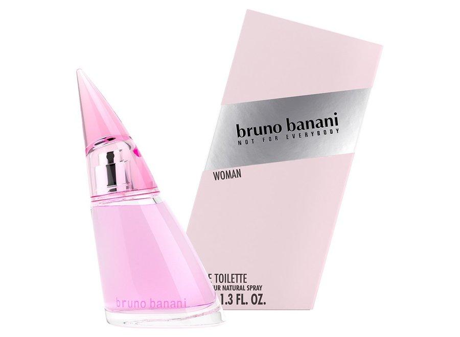 bruno banani Woman – Eau de Toilette Natural Spray 40ml