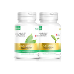 Vitapirin HaarEnergie - Stylist Experts per + 45 giorni La cura vitaminica n. 1 per i capelli