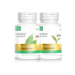 Vitapirin Hair Energy: expertos en estilismo para más de 45 días. El tratamiento n.º 1 a base de vitaminas para el cabello
