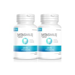 Vitasmile Dent - Complexe de minéraux et de vitamines pour un sourire éclatant