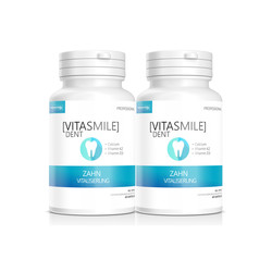 Vitasmile Dent - Der Mineralien und Vitaminkomplex für die Zähne
