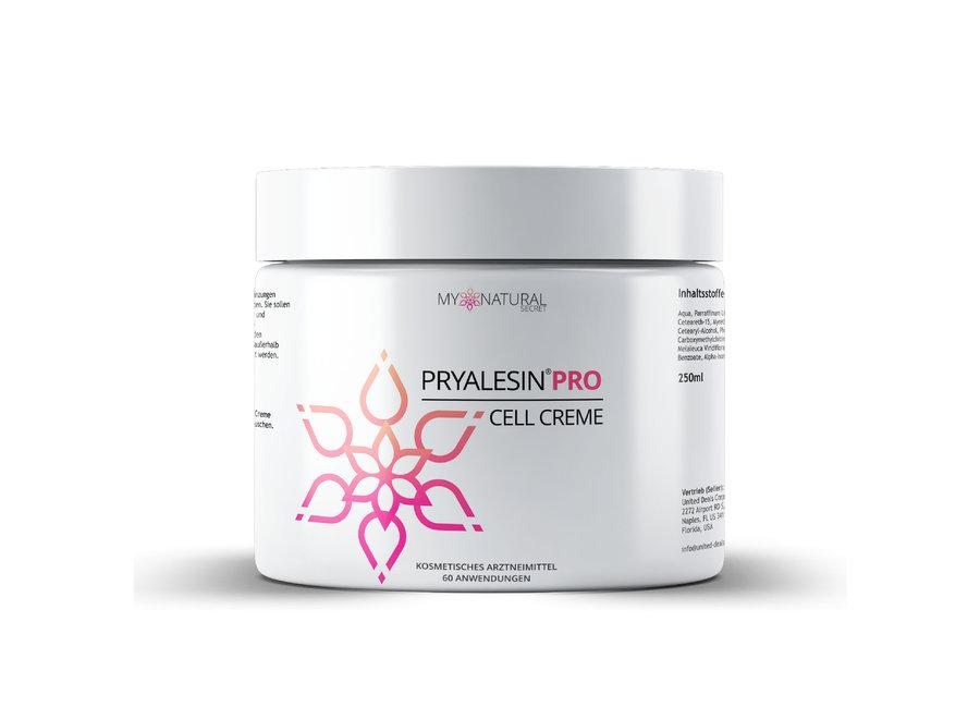 Pryalesin anti-cellulite cream 250 ml XXL tub MyNaturalSecret