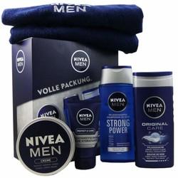 Nivea Geschenkset Volle Packung gross 5 tlg. für Männer
