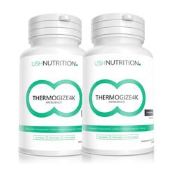 Thermogize 4K Fatburner  - USH Nutrition 2x60 Kapseln