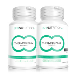 Thermogize 4K Fatburner - USH Nutrition Capsule 2x60