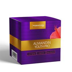 Almondin Youth: serum/crema de 50 ml para trastornos de pigmentación en la piel y manchas de la edad