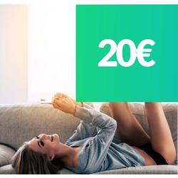 20€ Voucher