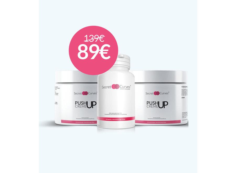 NOVITÀ! Secret Curves PushUp Crema Pro