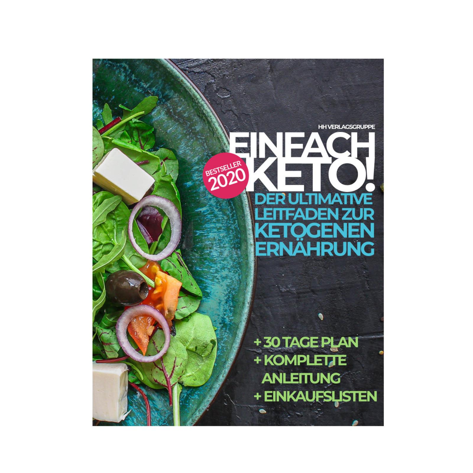 Einfach Keto Einfach Keto! Original Bestseller 2. Auflage GC