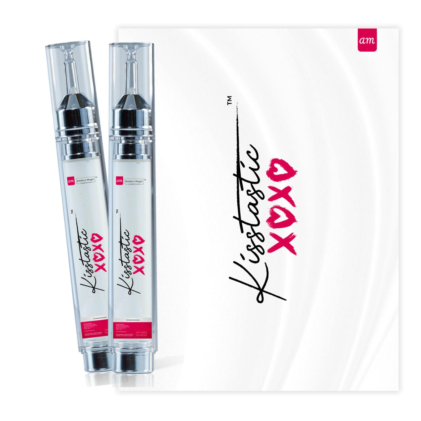 Kisstastik Kisstastic® - der original Lippenbooster mit Btxless Technologie