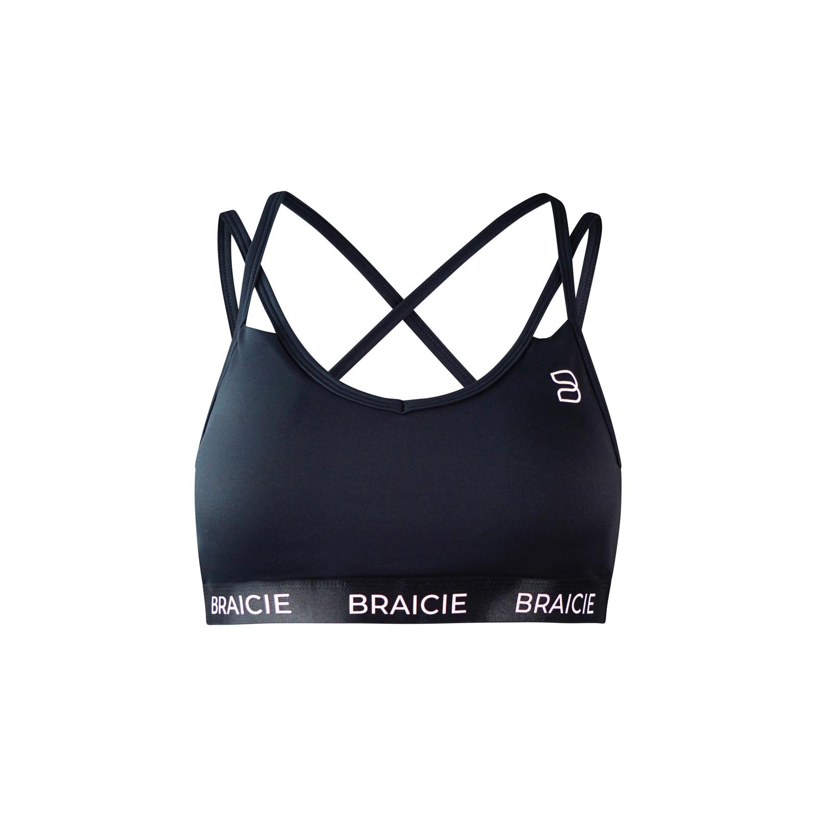 Braicie PASSION SPORT-BH IN BLACK