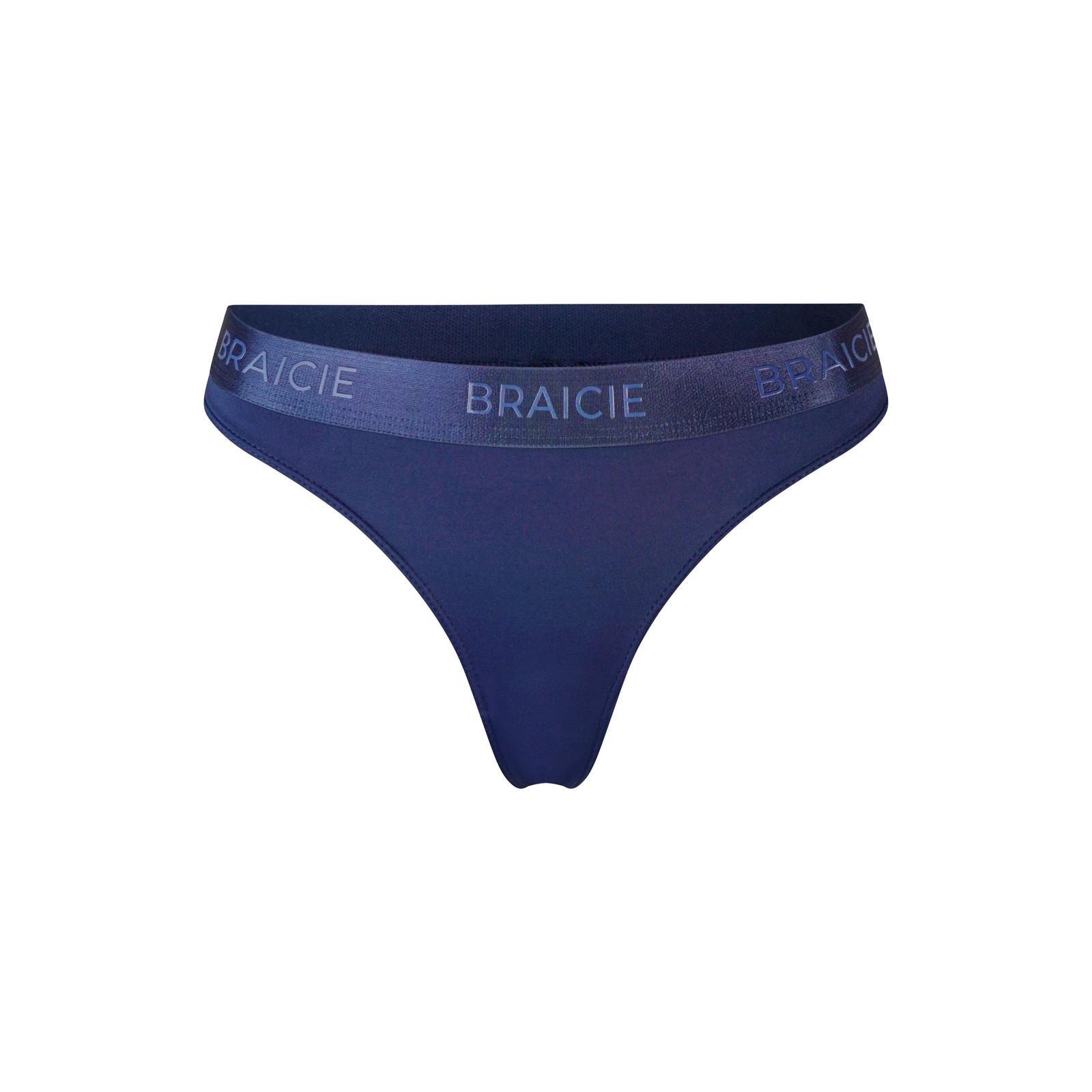 Braicie LIGHT CUT SPORT-STRING IN DEEP BLUE