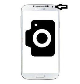 Samsung Galaxy S6 Edge Frontkamera Austausch