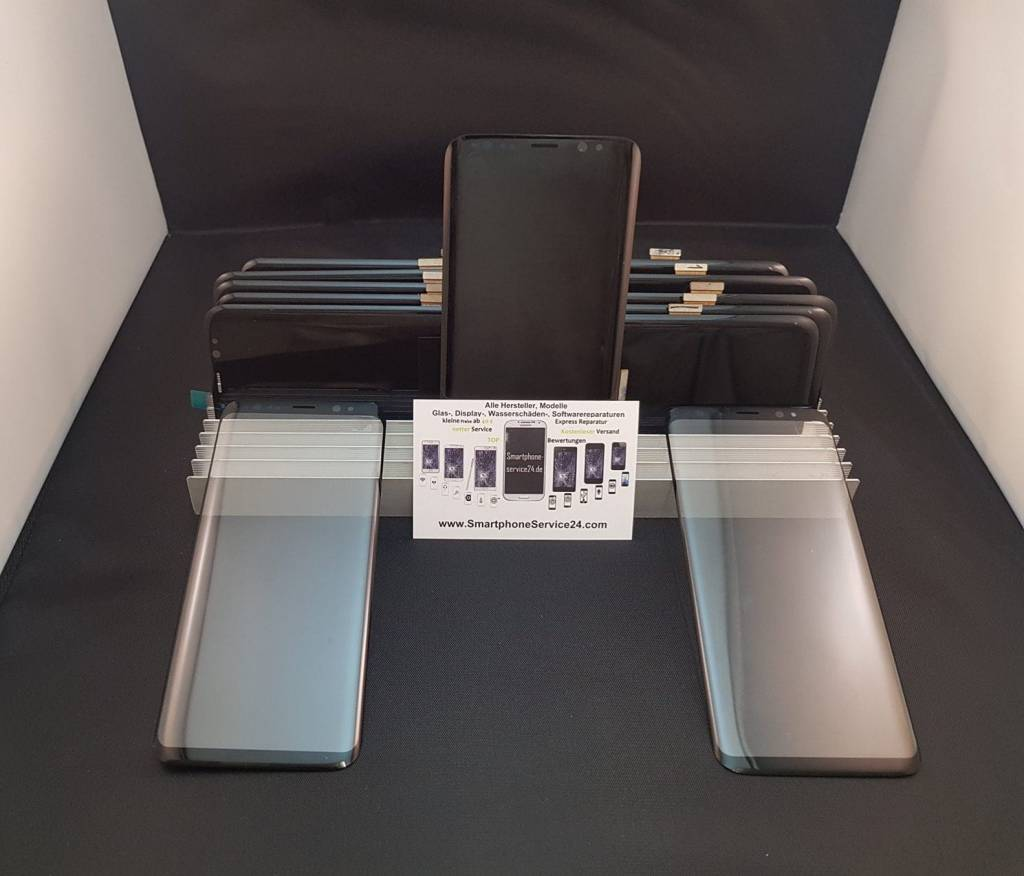 Samsung Samsung Galaxy S8 SM- G950F Glas Reparatur