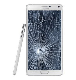 Display-Reparatur-Samsung-Galaxy-Note-4