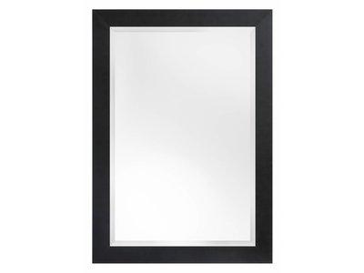 Milano moderne spiegel met brede zwarte kader
