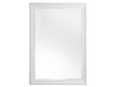 Bonalino spiegel met barok witte kader
