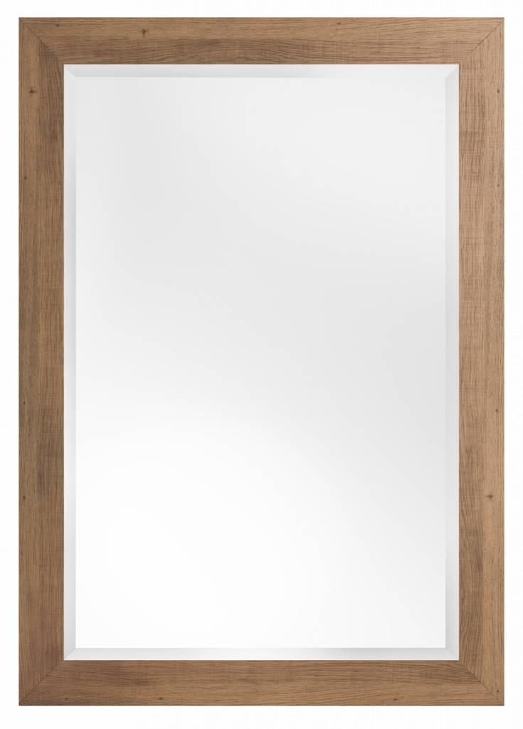 Sardinia Grande (met spiegel) - Hout