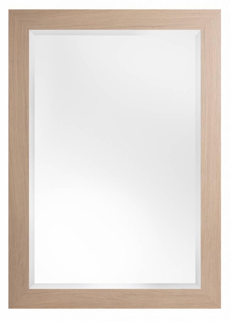 Sardinia Grande (met spiegel) - Licht Hout