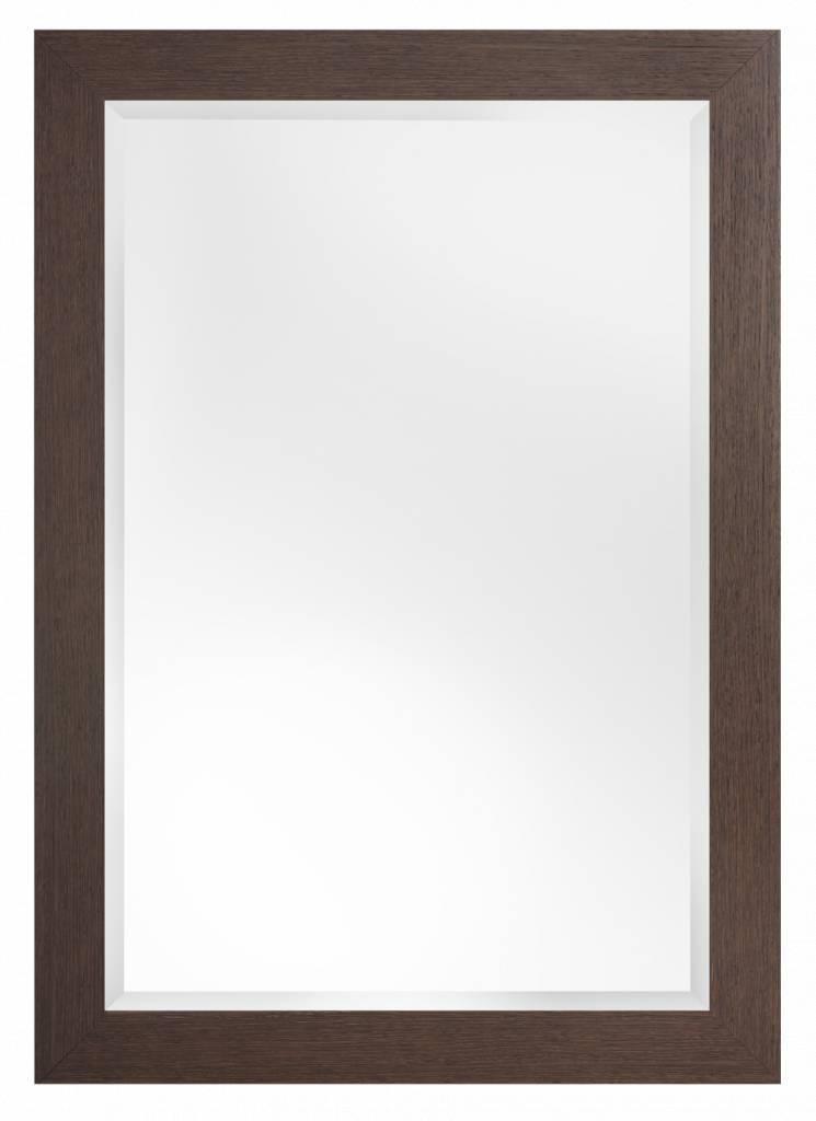 Sardinia Grande (met spiegel) - Donker Hout