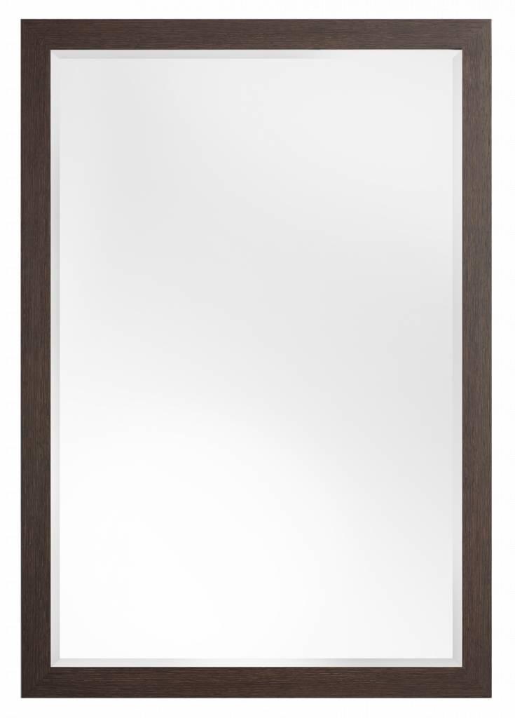 Sardinia Medio (met spiegel) - Donker Hout