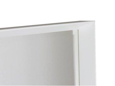 Corsica Grande - bakspiegel met witte designkader