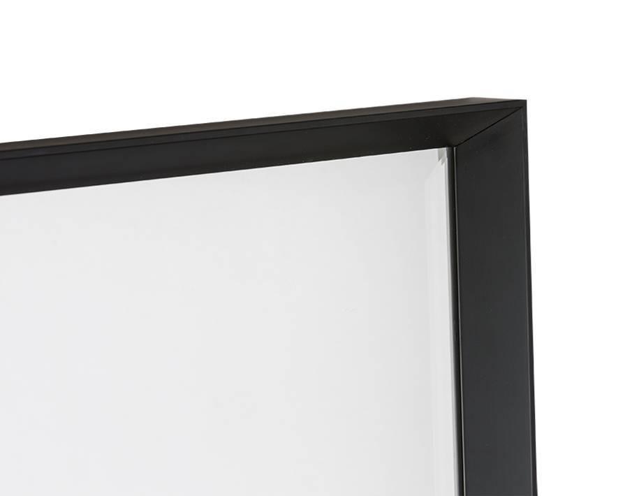 Corsica Piccolo (met spiegel) - Zwart