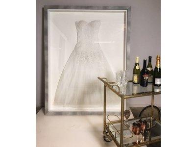 Laat uw trouwjurk inkaderen - Modern Style
