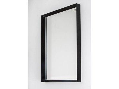 Corsica Grande - bakspiegel met zwarte designkader