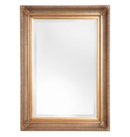 Bari - spiegel met unieke gouden kader