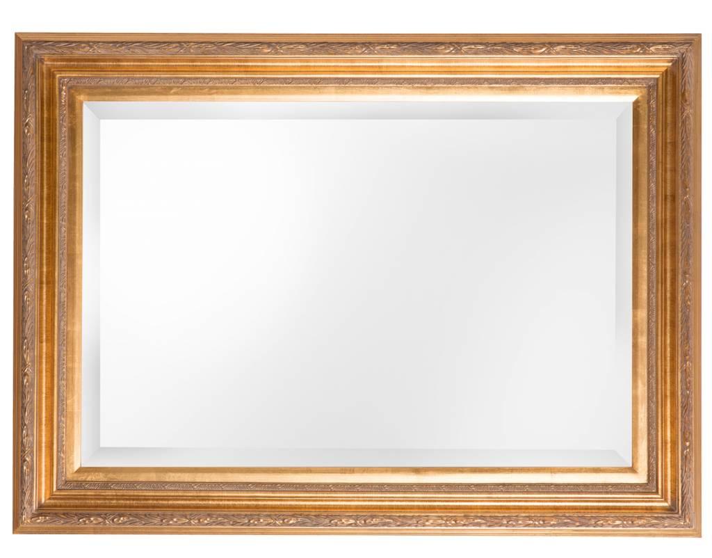 Montpellier - Goud (met spiegel)