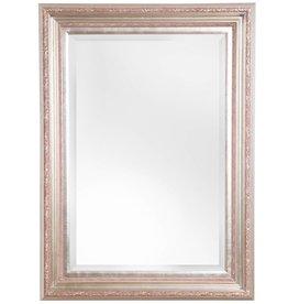 Montpellier - sfeervolle spiegel met zilveren kader