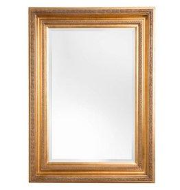 Valence - spiegel met gouden barok kader