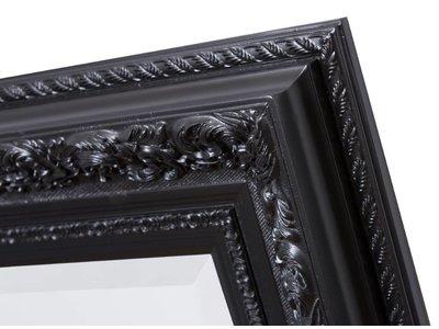 Genova - Zwart (met spiegel)