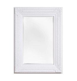 Fréjus - spiegel met witte barok kader