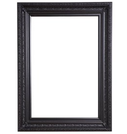Antibes - zwarte barok kader
