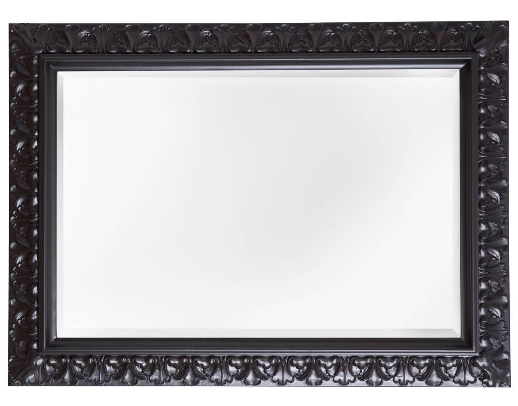 Padua - Zwart (met spiegel)