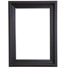 Vigo - zwarte kader met ornament