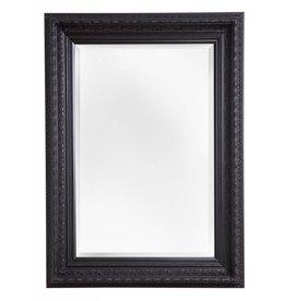 Vigo - spiegel met zwarte barok kader