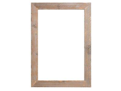 Wood - Steigerhouten kader (geschuurd)