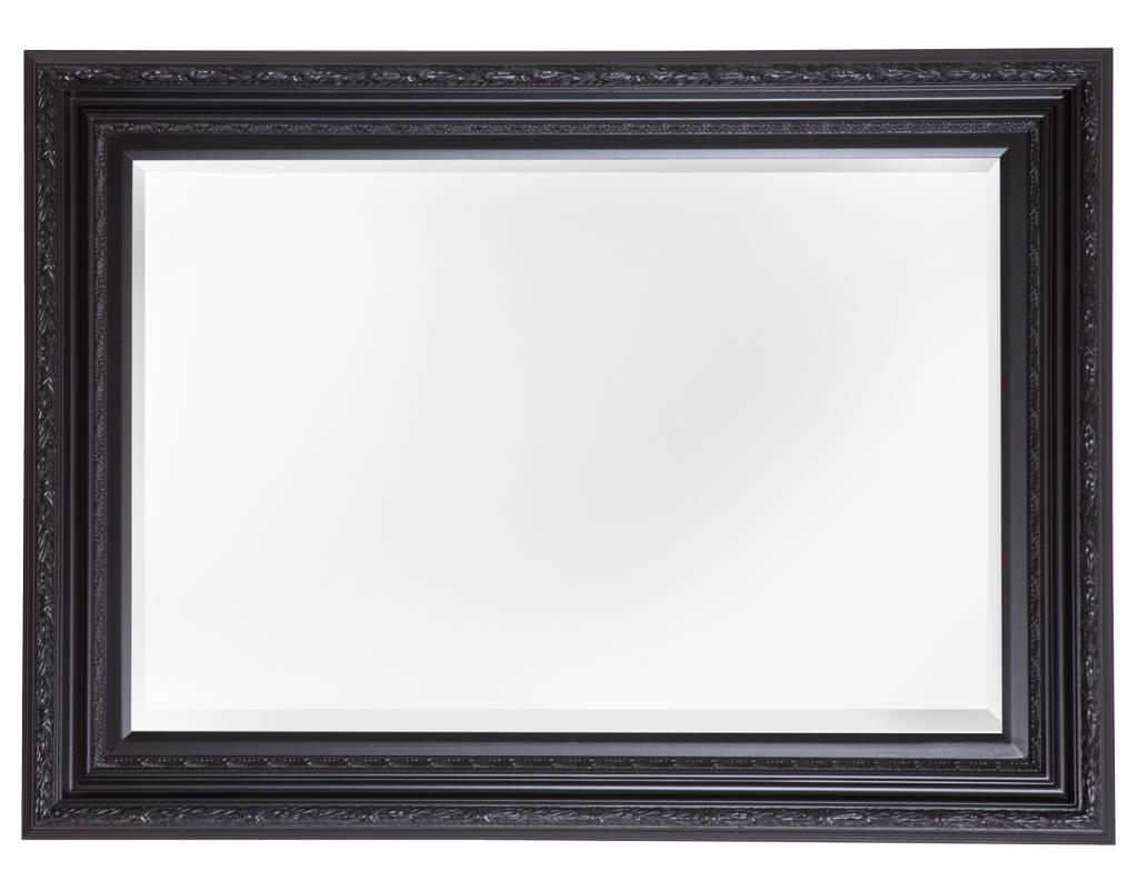Montpellier - Zwart (met spiegel)
