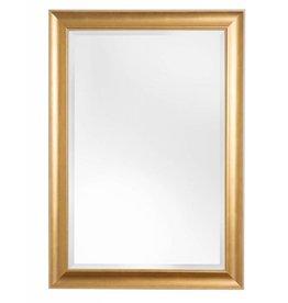 Haarlem - spiegel met tijdloze gouden kader