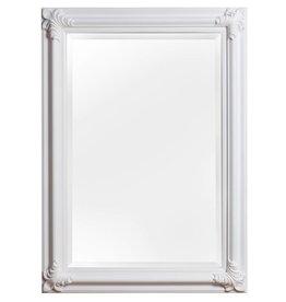 Valencia - spiegel met witte kader