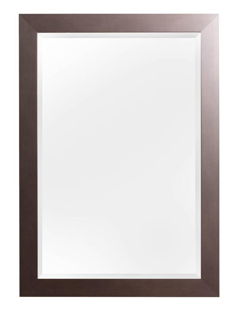 Bettola - RVS (met spiegel)