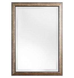 Rieti - spiegel met donker zilveren kader