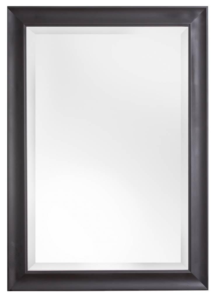 Haarlem - Zwart (met spiegel)