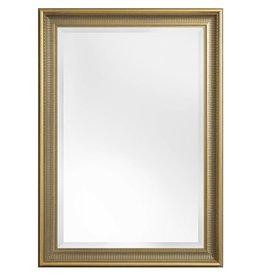 Sicilia - spiegel met elegante gouden kader